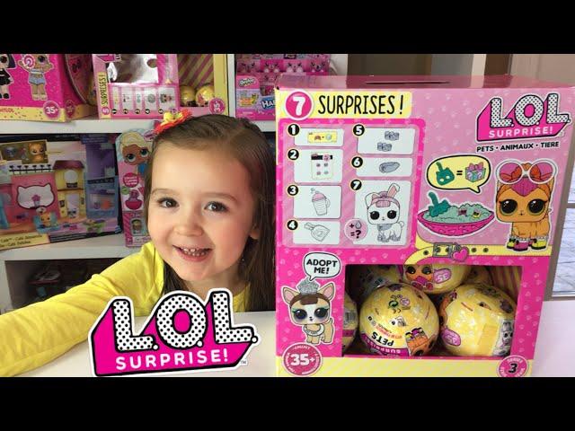 Opis najbardziej popularnych laleczek lol.