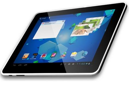 Tablet to mobilny komputer,