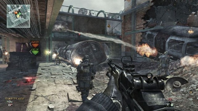 Call of Duty : Modern Warfare 3 – kwintesencja serii!
