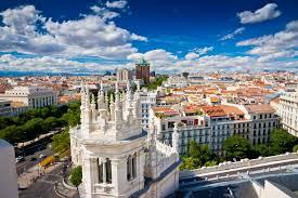 Madryt – stolica Hiszpanii pełna rozrywki
