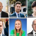 Kandydaci na prezydenta Lublina
