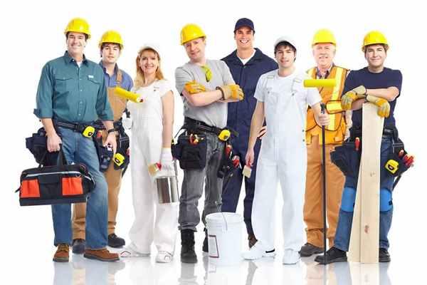 Pracownicy z Azji