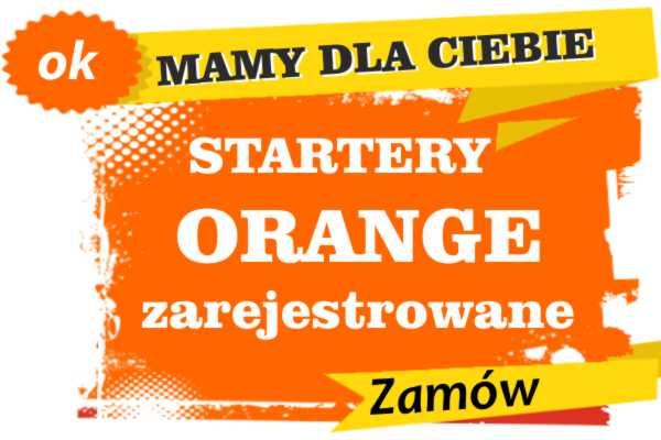 Sprzedam zarejestrowane karty sim orange Bochnia  zadzwoń 887 332 665