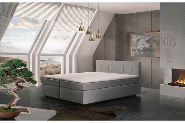 Łóżka kontynentalne – synonim wygody i luksusu